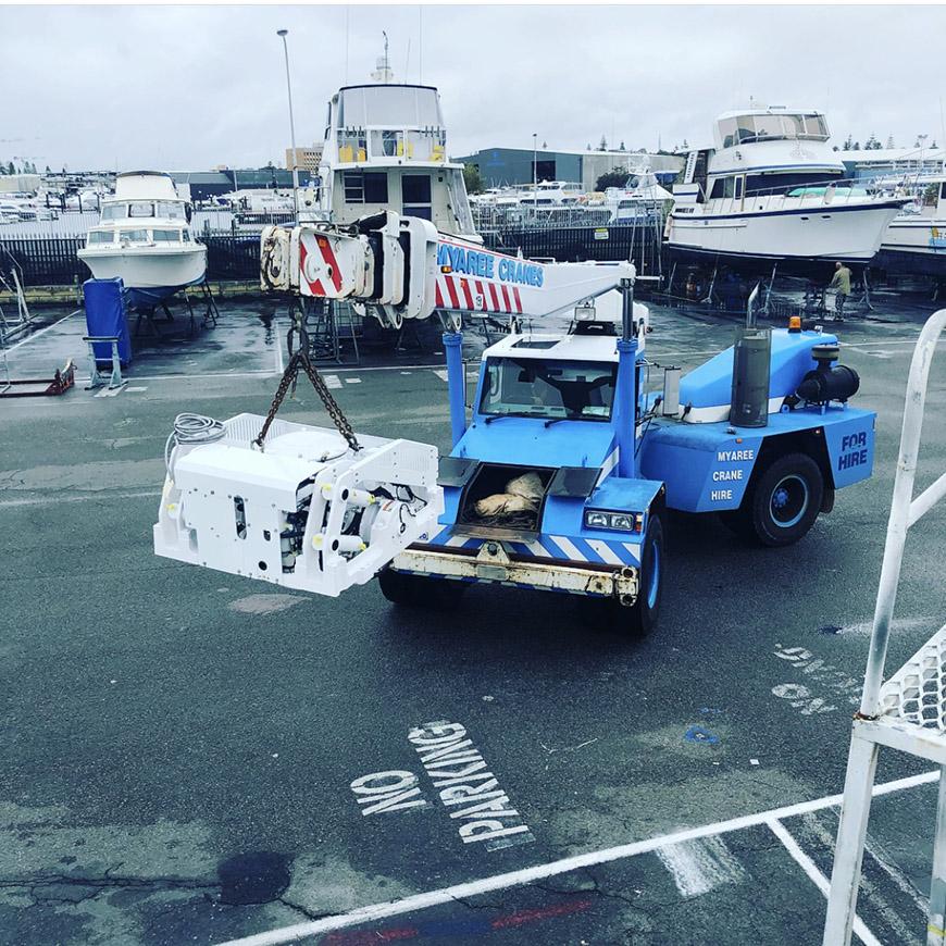 Seakeeper Gyro Installs